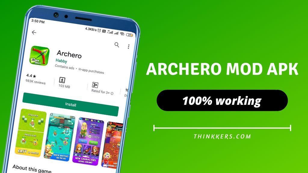 archero mod apk - Copy