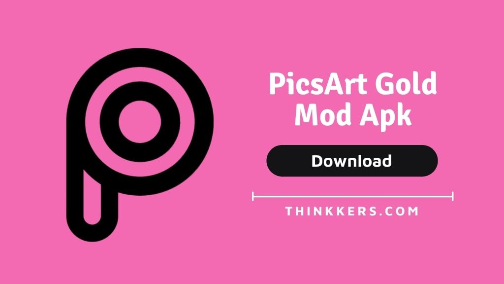 PicsArt Gold Mod Apk