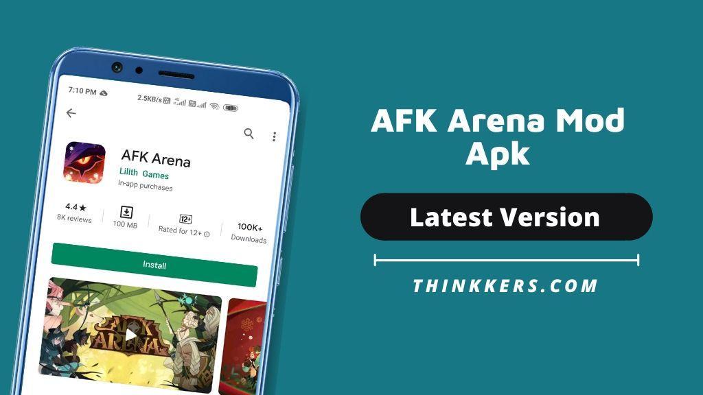 AFK Arena Mod Apk - Copy