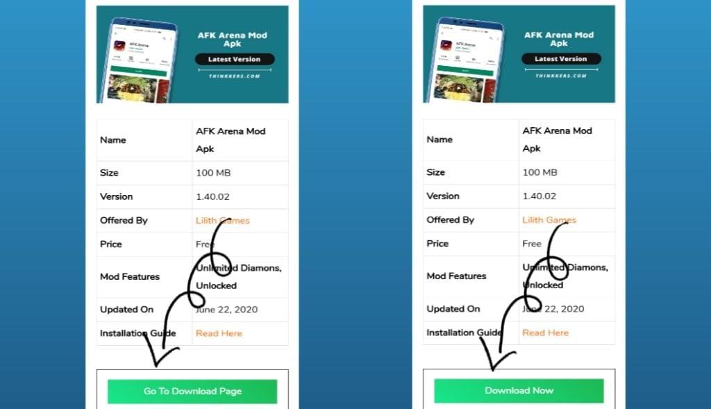 AFK Arena Mod Apk Download