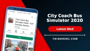 City Coach Bus Simulator 2020 Mod Apk