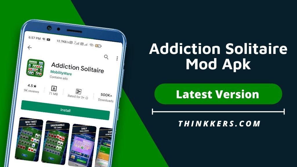 Addiction Solitaire Mod Apk