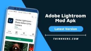 Adobe Lightroom CC Mod Apk