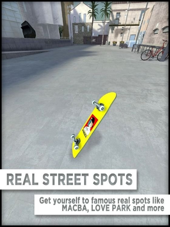 Real Street Spots