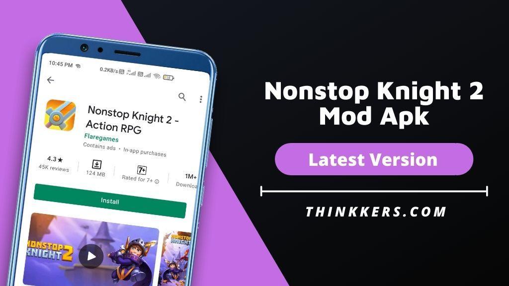 Nonstop Knight 2 Mod Apk