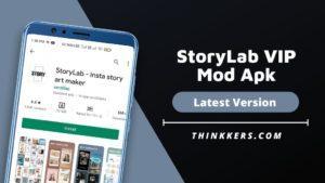 StoryLab Mod Apk